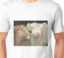 Gabriel and Rocky  14 March 2015 Unisex T-Shirt