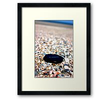 My point of view. Framed Print
