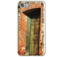 Door to the Past iPhone Case/Skin