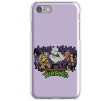TMNT - Foot Soldiers 02 with Shredder, Bebop & Rocksteady - Teenage Mutant Ninja Turtles iPhone Case/Skin