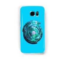 Blue/Aqua/Green Shield-t Samsung Galaxy Case/Skin