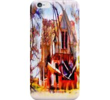 Homeless Old House iPhone Case/Skin