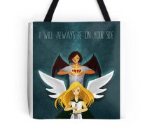 I Will Always Be On Your Side Tote Bag