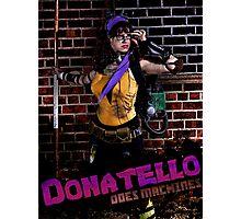Donatello Does Machines Photographic Print