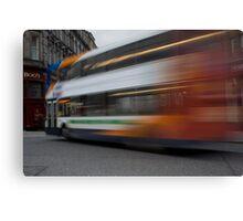 Dundee Bus Canvas Print