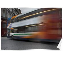 Dundee Bus Poster