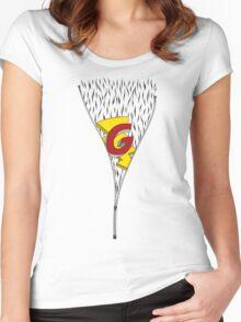Secret Blues Women's Fitted Scoop T-Shirt