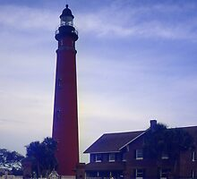Ponce Inlet Forida by Lloyd Sherman