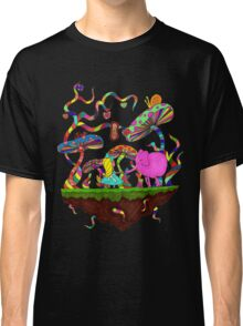 Alice and the Pink Elephant Classic T-Shirt