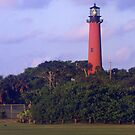 Jupiter Inlet by Lloyd Sherman