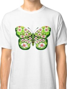 Butterfly T-Magnolias Classic T-Shirt