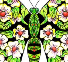 Butterfly T-Magnolias Sticker
