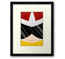 Protoman: Sunglasses at Night Framed Print
