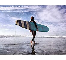 Surfers No.74 Photographic Print