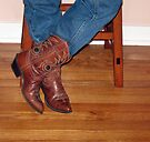 My Cowboy Boots© by walela