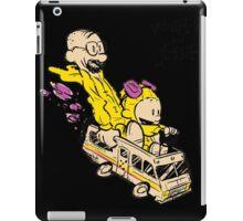 Walter & Jessie iPad Case/Skin
