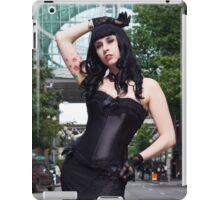 Brittany in Seattle iPad Case/Skin