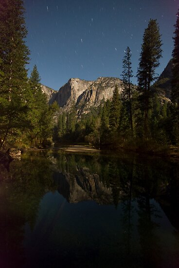 Yosemite Night by Michael Treloar