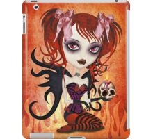 Fallen Angel T-shirt iPad Case/Skin