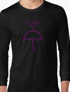 Oswald's Night Club Long Sleeve T-Shirt