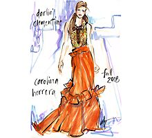 Darlin' Clementine Photographic Print