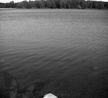 Big Water - Bixler Lake, Indiana by NoctisAeterna