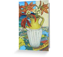 surfers paradise still life Greeting Card