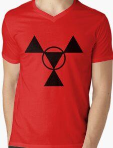 Guilmon Casual Mens V-Neck T-Shirt