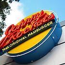 Johnny Rockets Restaurant  by longaray2