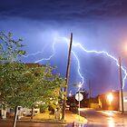 lightening strike by gene mcfarland