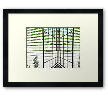 New wired apparel and gifts Framed Print