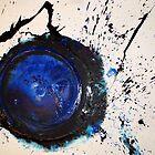 blue ball by degloire