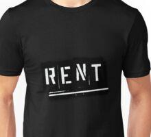 Rent The Musical Logo Unisex T-Shirt