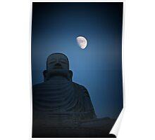 Moonlight Meditation Poster