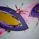 purple lipsy's by degloire