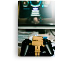 Danbo - Little Big Planet Canvas Print