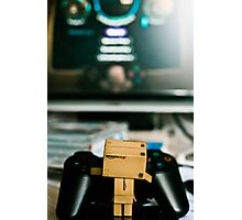 Danbo - Little Big Planet Photographic Print