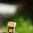 Danbo - Going out! by jdreamer