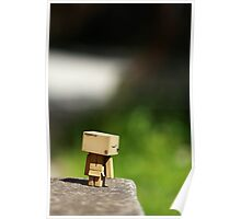 Danbo - Going out! Poster