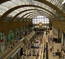 Musee D'Orsay by kalina813