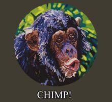 Chimp by DavidShame