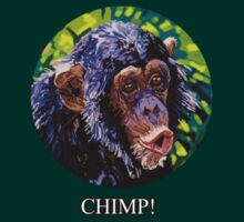 Chimp by DavidShame