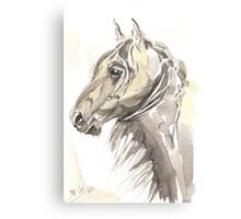 Horse Thomas my love Canvas Print