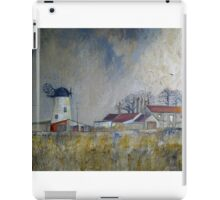 Hart Windmill, Hartlepool iPad Case/Skin