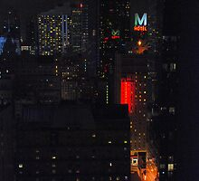 The City That Never Sleeps by Barbara Manis