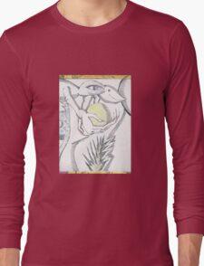 pit fall Long Sleeve T-Shirt