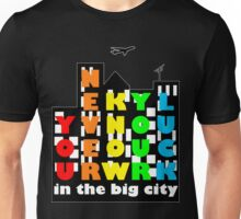 Big City Luck Unisex T-Shirt