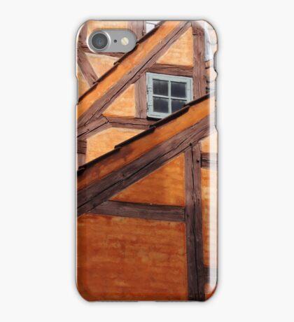 Half-timbered iPhone Case/Skin
