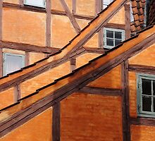 Half-timbered by Heather Thorsen