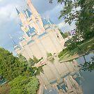 Cinderella's Castle by paulineca